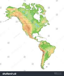 Latin America Physical Map Quiz by North America Physical Map Physical Map Of North America America