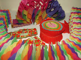 Christmas Crepe Paper Decorations by 70 Best Xmas Memories Images On Pinterest Memories Almonds And