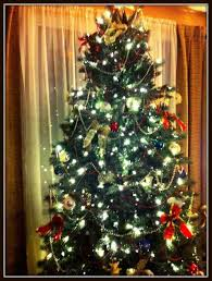awesome picture of beaded tree garland fabulous homes