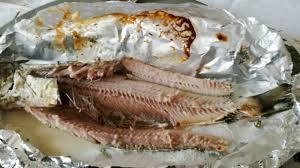 cuisiner le hareng frais hareng ou maquereau frais en papillote à la moutarde la cuisine