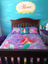 my daughter u0027s little mermaid room the dis disney discussion