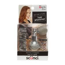 scunci hair scünci hair accessories hair shimmer