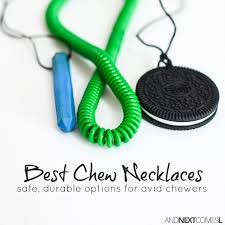 necklaces for best chew necklaces for kids who chew on everything and next comes l