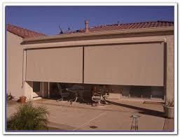outdoor roll up patio blinds patios home design ideas bxj6r5bj0r