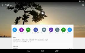vidtrim pro video editor android apps on google play