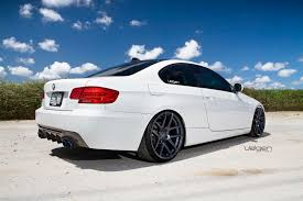 matte white bmw 328i bmw 328i on velgen wheels vmb5 20x9 20x10 5 matte gunmetal
