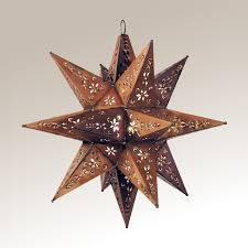 Moravian Light Fixtures by Awesome Moravian Star Pendant Light For Sale Of Quintana Roo 9625