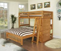 Staircase Bunk Bed Uk Bunk Beds With Stairs Foter Regarding Bed Stair Storage