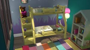Toddlers Bunk Bed Bunk Bed For Toddlers Enure Sims