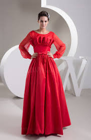 vintage prom dress with sleeves mormon summer semi formal dream a