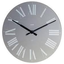 wall clock modern modern wall clocks contemporary wall mounted clocks at lumens com