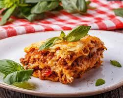 cuisine lasagne facile recette lasagnes à la vraie bolognaise facile rapide