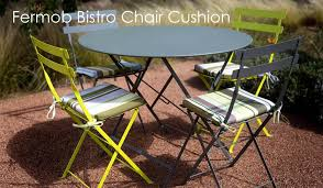 Outdoor Bistro Chair Pads Bistro Chair Cushion For Fermob Bistro Chairs U2013 Bon Marché