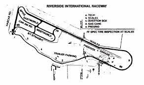 Map Of Riverside County Riverside Raceway Riverside International Automotive Museum