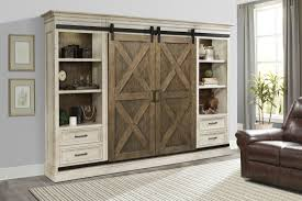 Antique White Bookcase With Doors by Wall Units Extraordinary Wall Units With Doors Wall Unit Designs