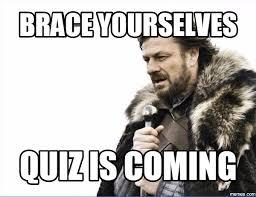 Quiz Meme - fn 12 intro test mr brett s blog