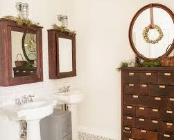 Rustic Bathroom Medicine Cabinets by Wood Medicine Cabinet Houzz