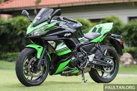 topgear malaysia this nissan navara ride impression 2017 kawasaki ninja 650 and z650