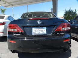 lexus used car on sale 2010 lexus is 250c convertible for sale in midway city ca