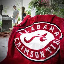 Alabama Crimson Tide Home Decor by Alabama Crimson Tide Denalihomecollection