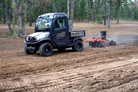 timetohunt make food plots easy with kubota rtvs and land pride