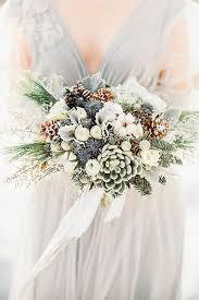 Wedding Flowers Magazine Pine Cone Wedding Bouquet Ideas Trendy Bride Magazine