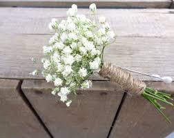 Baby S Breath Bouquets Babys Breath Flowers Etsy