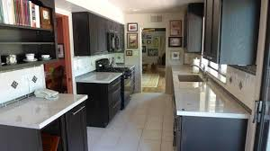 travek inc remodeling photo album galley kitchen remodel in