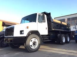 freightliner dump truck 15 yard 2001 freightliner dump truck ca compliant truck sales