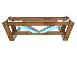 diy dining table bench diy farmhouse benches hgtv