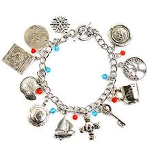 antique silver bracelet charms images Once upon a time inspired charm bracelet emma swan talisman jpg