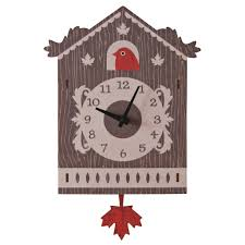 Modern Coo Coo Clock Clocks Cuckoo