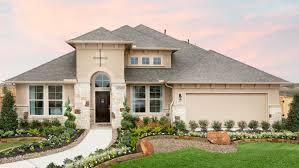 Texas Ranch Homes by Houston Home Builders Houston New Homes Calatlantic Homes