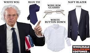 Psy Halloween Costume Diy Bernie Sanders Costume U2013 Underdog Bernie Sander
