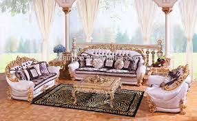 Classic Living Room Furniture Sets Luxury New Classic Living Room Furniture Sofa Set European
