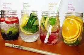 membuat infused water sendiri resep cara membuat infused water untuk mengecilkan perut resep