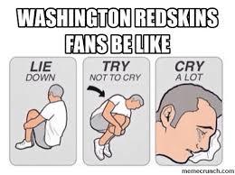 Funny Washington Redskins Memes - redskins suck meme 28 images cowboys vs redskins funny side of