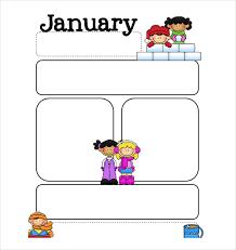 teacher newsletter template blank classroom newsletter for