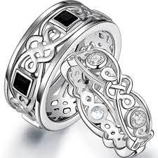 Irish Wedding Rings by The 25 Best Celtic Wedding Rings Ideas On Pinterest Celtic