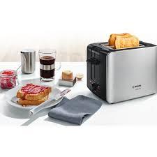 Bosch Black Toaster Tat6a913gb Si Bosch Toaster 2 Slices Ao Com