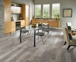 Grey Wood Floors Kitchen by Blooming Grey Hardwood Floors With Flooring Gray