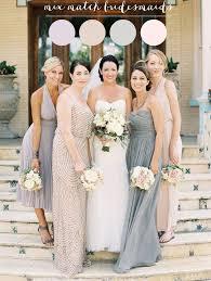 mix match bridesmaid dresses 5 mix and match gold bridesmaids ideas mix match bridesmaids