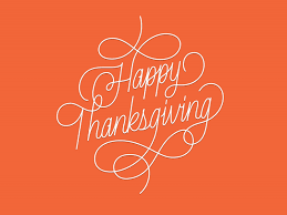 happy thanksgiving by dung nguyen dribbble