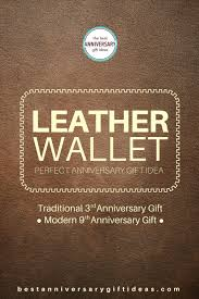 great anniversary gifts saddleback leather wallet best anniversary gift ideas