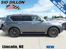 nissan armada tailgate handle new 2017 nissan armada platinum suv in lincoln 4n171103 sid
