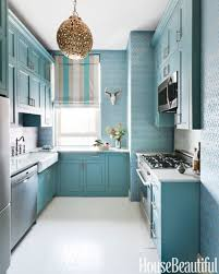change the look of kitchen area with unique kitchen colours