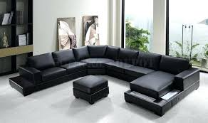 Extra Large Sectional Sofas With Chaise Living Room L Shaped Couches Round Sectional Large Leather Sofas