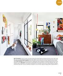 our studio u0026 home in real living magazine letitiagreen
