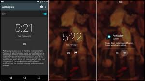 android lock screen notifications best lock screen alternatives for android ubergizmo