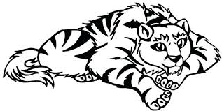snow tiger coloring page coloring pages tigers tiger coloring pages to print cute tiger cub